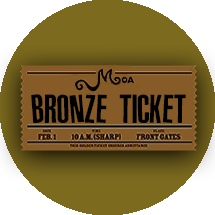 bronze ticket Акции