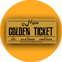 golden ticket Акции
